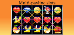 Multi-payline slots India
