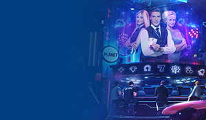 Casino Planet monthly offer