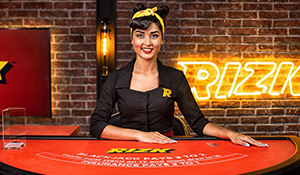 Rizk Live Casino welcome offer