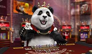 Royal Panda lucky 21 bonus