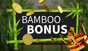 Royal Panda weekly bamboo bonus