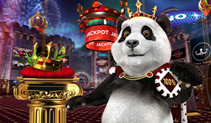 Royal Panda welcome bonus