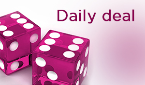 Ruby Fortune daily deal