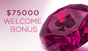 Ruby Fortune Welcome Bonus